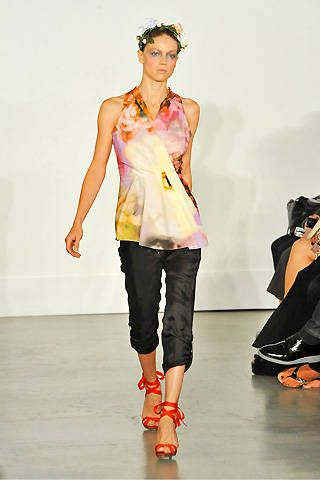 Behnaz Sarafpour Spring 2009 Ready&#45&#x3B;to&#45&#x3B;wear Collections &#45&#x3B; 001