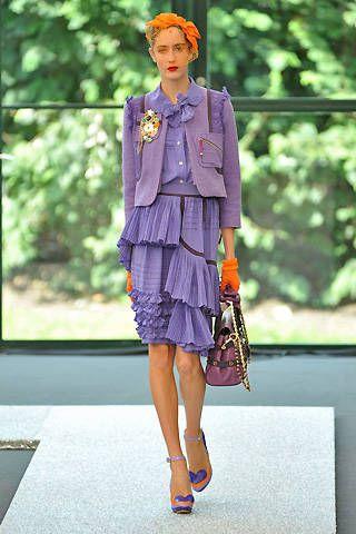 Luella Spring 2009 Ready&#45&#x3B;to&#45&#x3B;wear Collections &#45&#x3B; 001