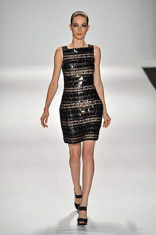 Carmen Marc Valvo Spring 2009 Ready-to-wear Collections - 001