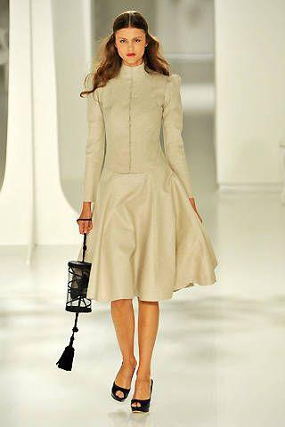Jasper Conran Spring 2009 Ready&#45&#x3B;to&#45&#x3B;wear Collections &#45&#x3B; 001