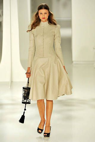 Jasper Conran Spring 2009 Ready-to-wear Collections - 001