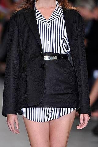 Peter Jensen Spring 2009 Ready&#45&#x3B;to&#45&#x3B;wear Detail &#45&#x3B; 001