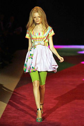 Custo Barcelona Spring 2009 Ready-to-wear Collections - 001
