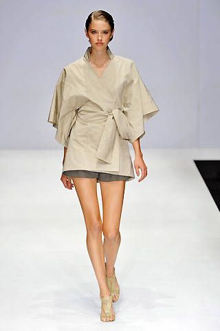 Amanda Wakeley Spring 2009 Ready-to-wear Collections - 001