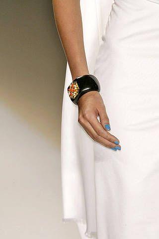Naeem Khan Spring 2009 Ready-to-wear Detail - 001