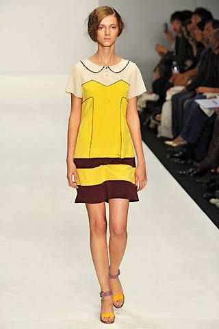 Eley Kishimoto Spring 2009 Ready-to-wear Collections - 001