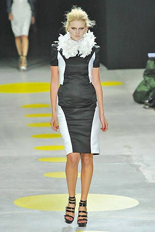 Giles Spring 2009 Ready-to-wear Collections - 001