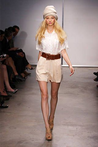 Catherine Holstein Spring 2009 Ready-to-wear Collections - 001