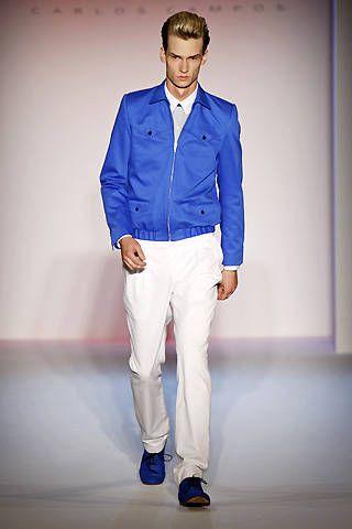Carlos Campos Spring 2009 Ready&#45&#x3B;to&#45&#x3B;wear Collections &#45&#x3B; 001
