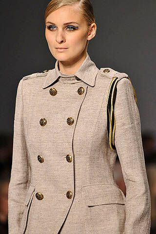 Paul Costelloe Spring 2009 Ready-to-wear Detail - 001