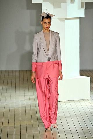 Richard Nicoll Spring 2009 Ready-to-wear Collections - 001