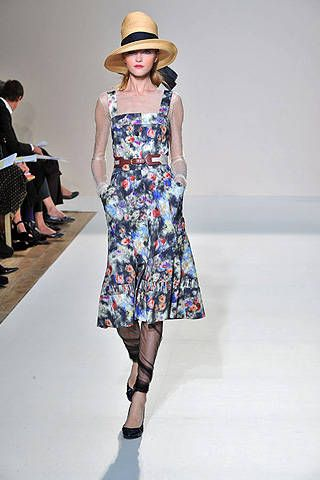 Nicole Farhi Spring 2009 Ready-to-wear Collections - 001