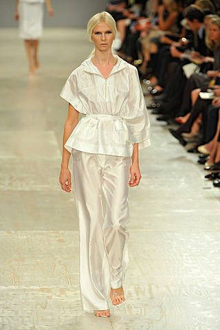 Aquascutum Spring 2009 Ready-to-wear Collections - 001