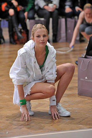 Adidas by Stella McCartney Spring 2009 Ready-to-wear Collections - 001