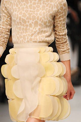 Christopher Kane Spring 2009 Ready-to-wear Detail - 001