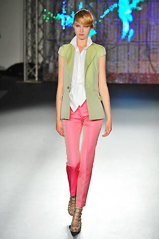 Sinha-Stanic Spring 2009 Ready-to-wear Collections - 001