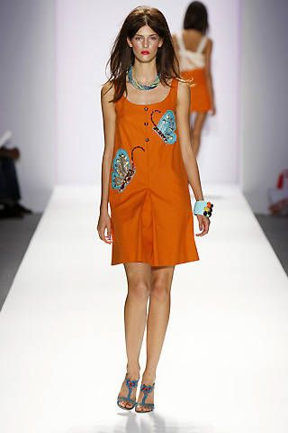 Verrier Spring 2009 Ready-to-wear Collections - 001