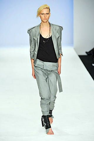 Aminaka Wilmont Spring 2009 Ready-to-wear Collections - 001
