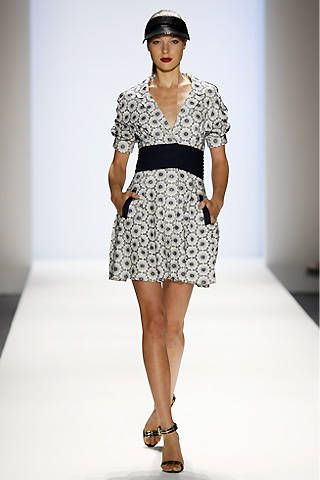 Cynthia Steffe Spring 2009 Ready-to-wear Collections - 001