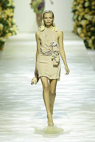 Blumarine Spring 2009 Ready-to-wear Collections - 001