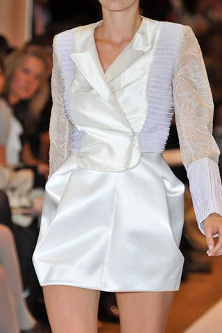 Modernist Spring 2009 Ready-to-wear Detail - 001