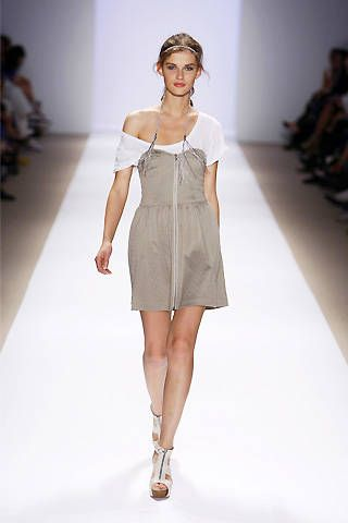 Charlotte Ronson Spring 2009 Ready-to-wear Collections - 001