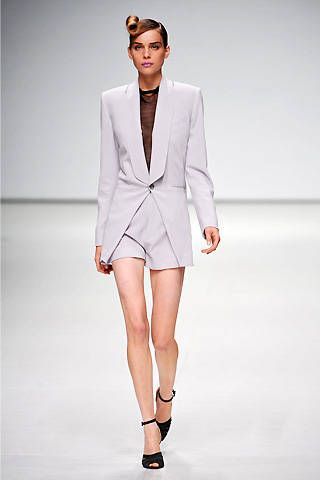 Todd Lynn Spring 2009 Ready-to-wear Collections - 001