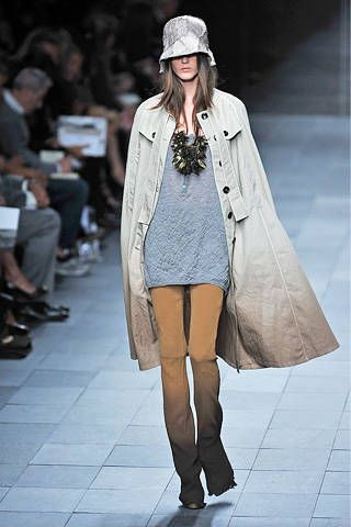 Burberry Prorsum Spring 2009 Ready-to-wear Collections - 001