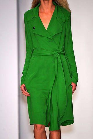 Ossie Clark Spring 2009 Ready-to-wear Detail - 001