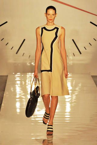 Cynthia Rowley Spring 2009 Ready-to-wear Collections - 001