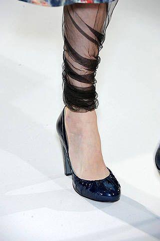 Nicole Farhi Spring 2009 Ready-to-wear Detail - 001