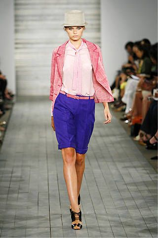 Jason Wu Spring 2009 Ready-to-wear Collections - 001