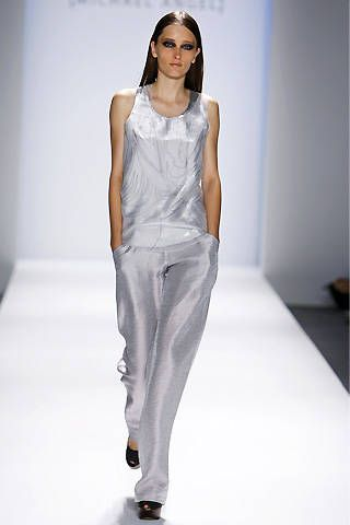 Michael Angel Spring 2009 Ready-to-wear Collections - 001
