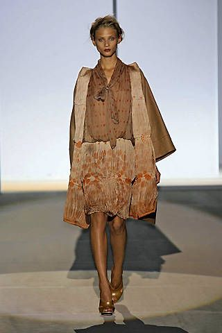 Alberta Ferretti Spring 2009 Ready-to-wear Collections - 001