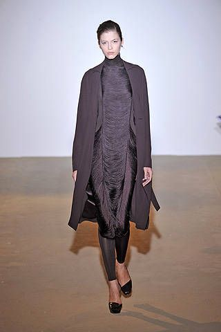 Jil Sander Spring 2009 Ready-to-wear Collections - 001