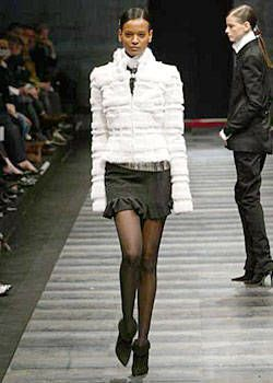 Lagerfeld Gallery Fall 2003 Ready-to-Wear Collections 0003