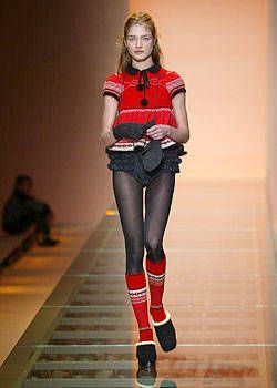 Jean Paul Gaultier Fall 2003 Ready&#45&#x3B;to&#45&#x3B;Wear Collections 0001
