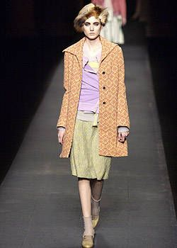 Dries Van Noten Fall 2003 Ready-to-Wear Collections 0001