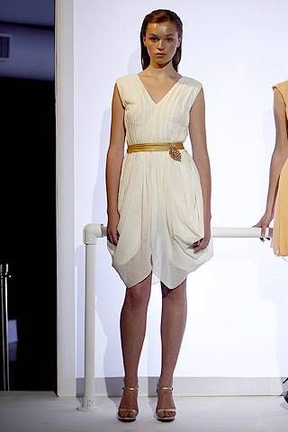 Christian Cota Spring 2009 Ready-to-wear Collections - 001