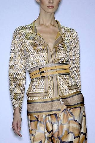 Missoni Spring 2009 Ready-to-wear Detail - 001
