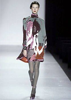 Leonard Fall 2003 Ready-to-Wear Collections 0001