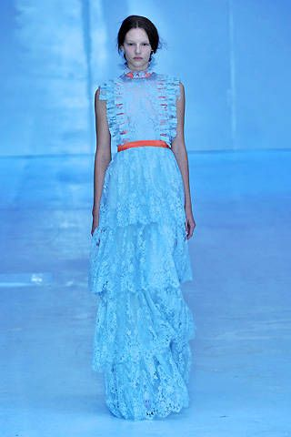 Erdem Spring 2009 Ready-to-wear Collections - 001