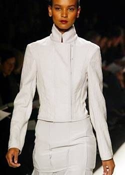 Narciso Rodriguez Fall 2003 Ready-to-Wear Detail 0001