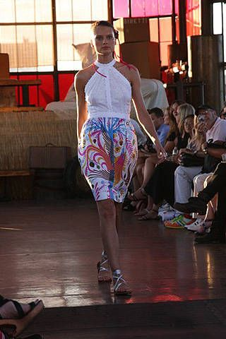 Binetti Spring 2009 Ready-to-wear Collections - 001
