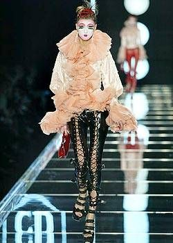 Christian Dior Fall 2003 Ready-to-Wear Collections 0001