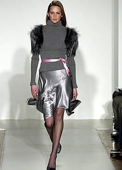 Peter Som Fall 2003 Ready-to-Wear Collections 0001