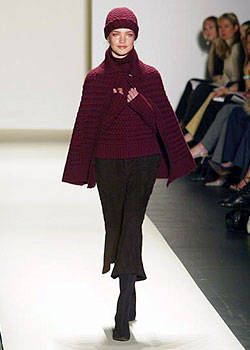 Oscar de la Renta Fall 2003 Ready-to-Wear Collections 0001