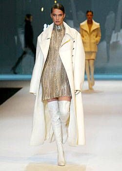 Paco Rabanne Fall 2003 Ready-to-Wear Collections 0001