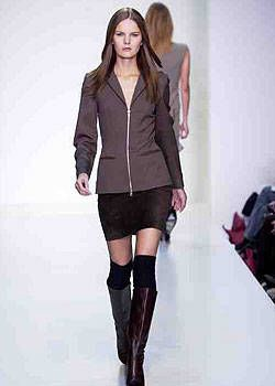 Nicole Miller Fall 2003 Ready&#45&#x3B;to&#45&#x3B;Wear Collections 0002
