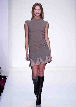 Nicole Miller Fall 2003 Ready-to-Wear Collections 0001